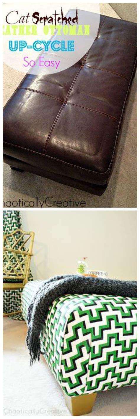 recovering an ottoman recovering an ottoman chaotically creative
