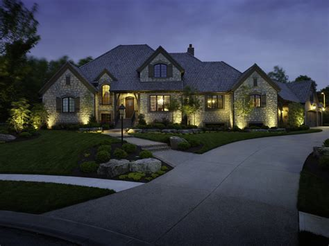 three high traffic areas that need outdoor lighting in the