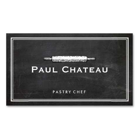 chef card template 1000 images about chef business cards on
