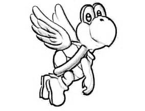koopa troopa free coloring pages art coloring pages