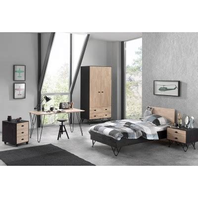 Armoire Ado 400 by Willy Composition Ensemble Chambre Ado Lignemeuble