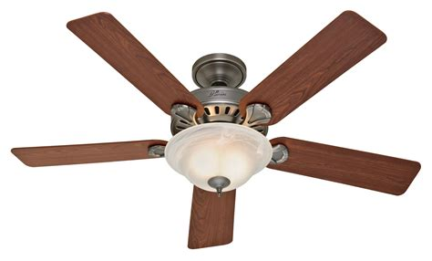 hunter insignia ceiling fan hunter insignia ceiling fan 28708 in antique pewter