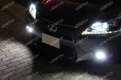 Projieprojector Led Lexus 3 Emiter lexus gs f sport led fog lights lexus gs f sport bumper
