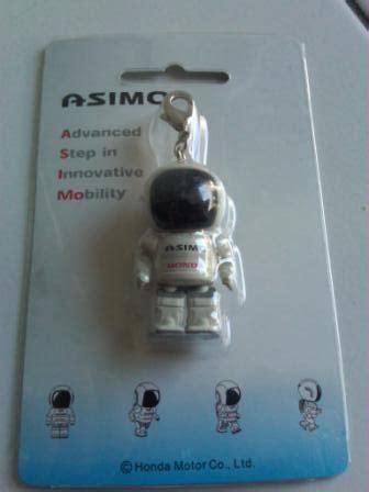 Gantungan Konci Asimo baru aneka macam keychain logo mobil domo dll
