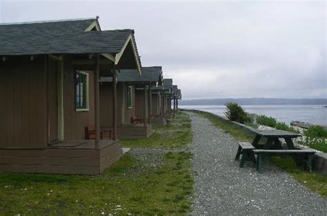Cama State Park Cabins by Cama Cabins Picture Of Cama State Park