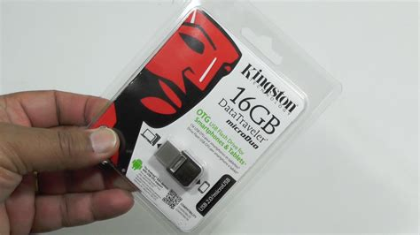 Usb Otg Kingston kingston 16 gb otg usb dt micro duo wow shopping