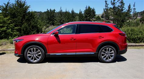 mazda car and driver 2016 mazda cx 9 term test review car and driver