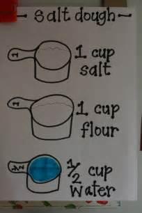 Salt dough recipe craft inspiration pinterest