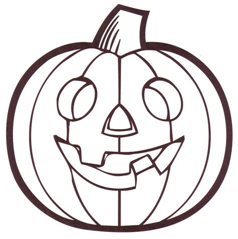 download coloring pages free jack o lantern coloring