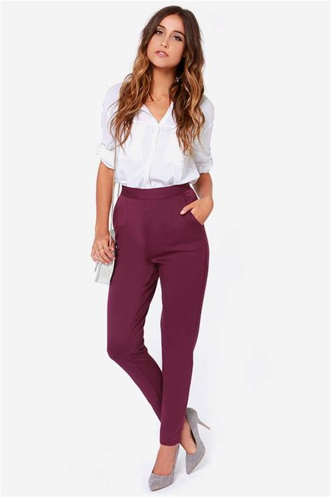 Girly Casual Maroon Sf 25 best ideas about burgundy on burgundy burgundy and