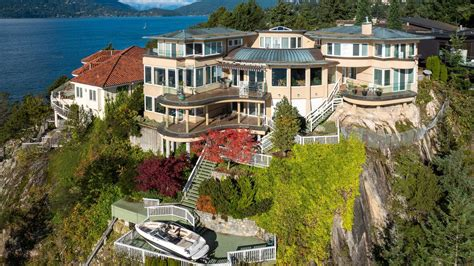 bc west builders exquisite vancouver seaside estate luxuryhomes com