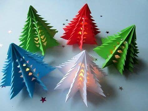 3d Schmetterling 4784 by 3d Weihnachtsbaum Aus Papier In 3 Minuten Falten Diy