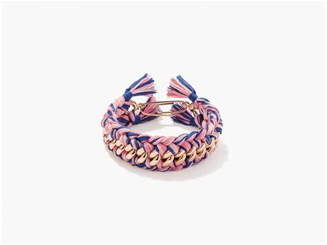 Do Brasil Double Bracelet, Design by Aurélie Bidermann, 2015.