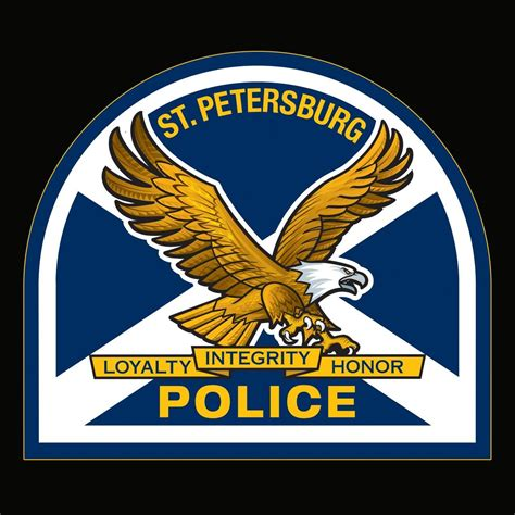 St Petersburg Fl Arrest Records St Petersburg Officers Allowed To Wear New Badges Newstalk Florida