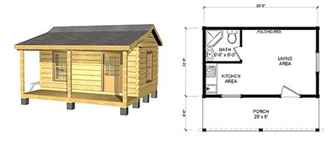 Small Log Cabin Floor Plans And Pictures Hunting Camp House Plans