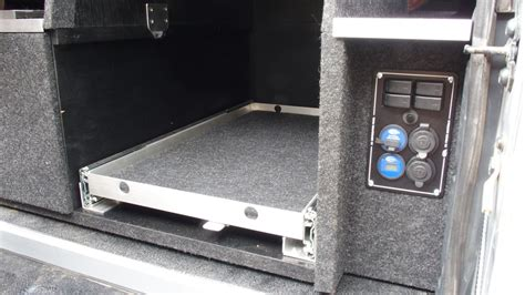 Drawer Systems For 4wd by Unique Fridge Box Drawer System For 4wd Wagons Dual Cab