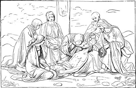 coloring pages jesus death good friday coloring pages