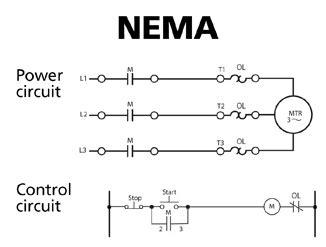 image gallery motor contactor symbol