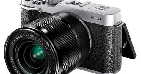 Kamera Fujifilm Keluaran Terbaru harga kamera fujifilm x m1 dan spesifikasi update
