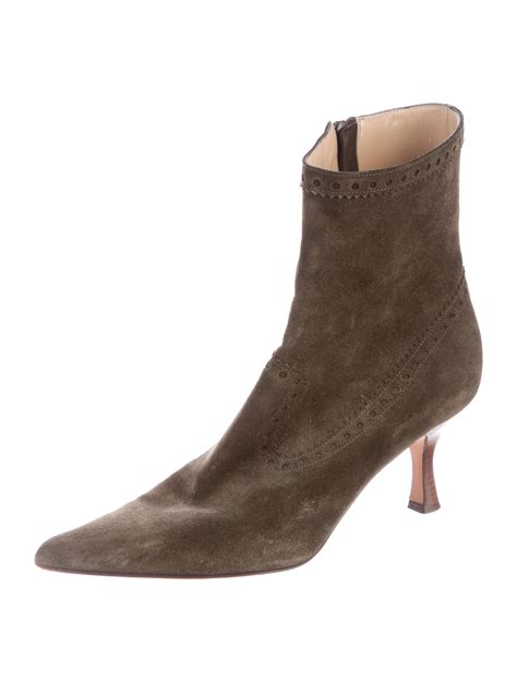 pointed boots for michael kors pointed toe ankle boots shoes mic53665