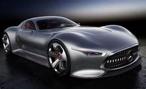 Mercedes Vision Gran Turismo Car And Driver