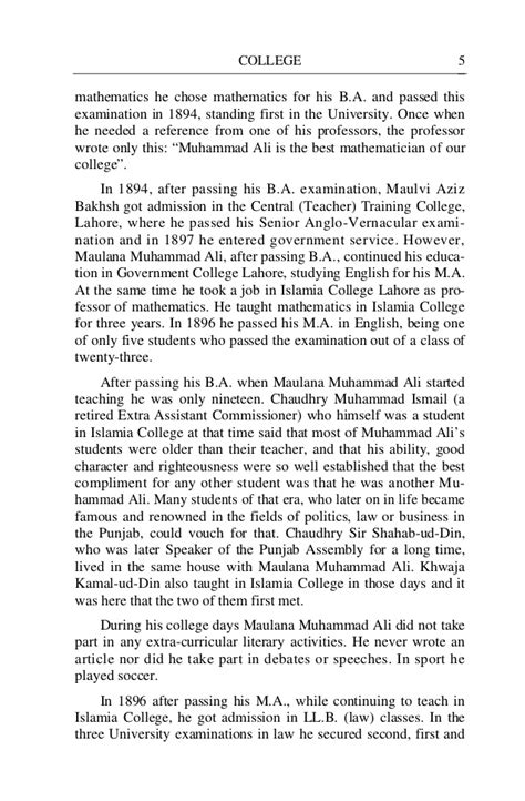 maulana muhammad ali biography a mighty striving biography of maulana muhammad ali