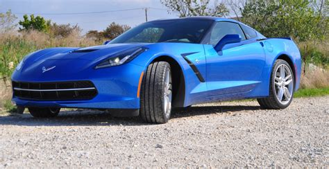 chevrolet corvette stingray driven review top speed