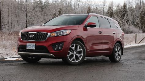 What Is Kia In Terms Term Test 2016 Kia Sorento Sx Wrap Up