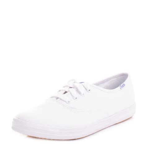 white shoes womens keds chion canvas originals white plimsolls