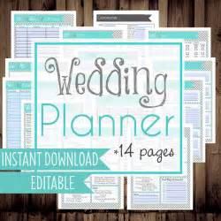 Diy Wedding Binder Templates by 50 Wedding Planner Diy Wedding Binder Wedding Planner