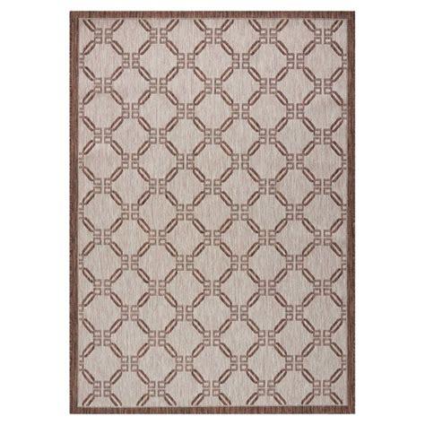 nourison garden party natural indooroutdoor area rug