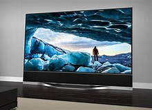 Image result for 120 inch flat Screen TV. Size: 220 x 160. Source: thesource.com