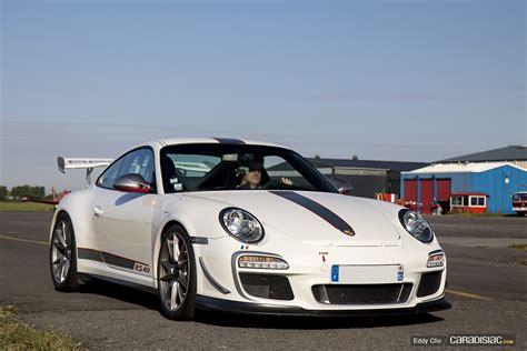 Porsche Gt3 Rs 4 0 by Photos Du Jour Porsche 911 997 Gt3 Rs 4 0 Top Gun