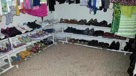Overboard Shoe Closet by Wanted A Shoe Rack For The Closet Being The