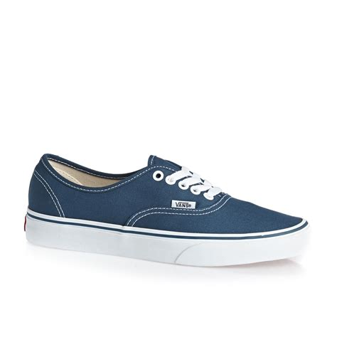 shoes vans vans authentic shoes navy free uk delivery on all orders