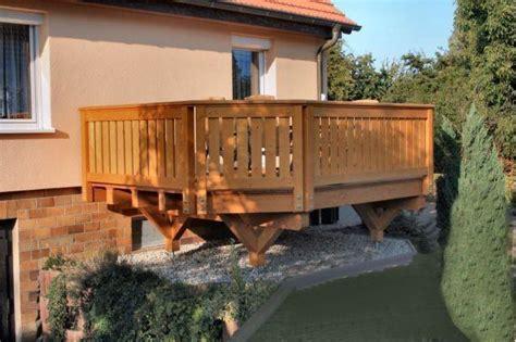 Balkon Holz by Description F 252 R Balkone Aus Holz Vorstellbalkone