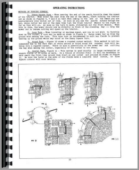 Allis Chalmers Ca Tractor Operators Amp Parts Manual