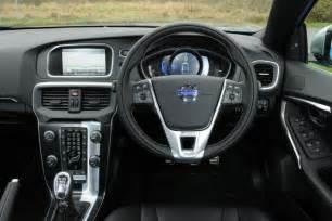 Volvo V40 R Design D2 Test Volvo V40 D2 R Design Carblogger