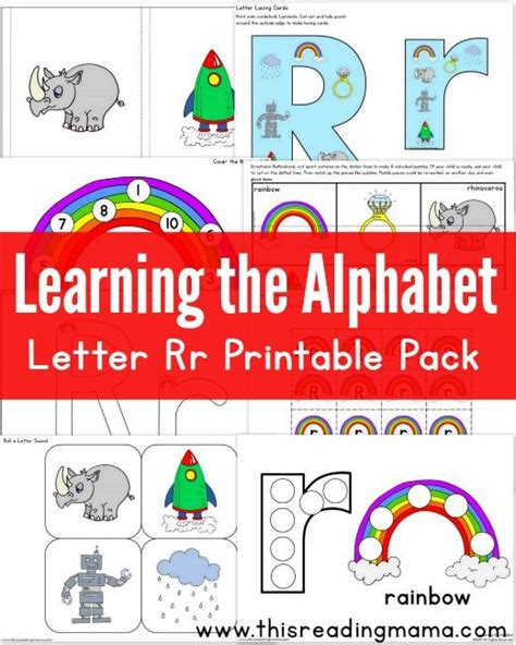 printable alphabet readers the alphabet posts and we on pinterest