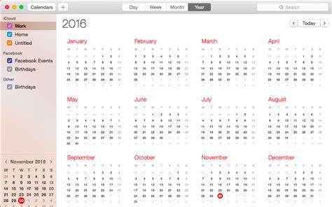 design calendar mac apple users facing calendar photo album spam here s how