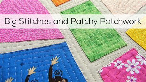 Big Stitch Quilting by Big Stitch Quilting An Easy And Quilting