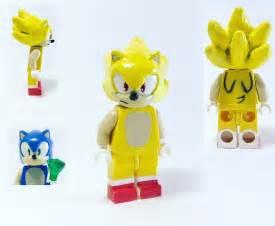 Custom lego dimensions super sonic since lego probably wo