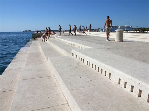 sea organ zadar voted best european destination for 2016 zadar boats
