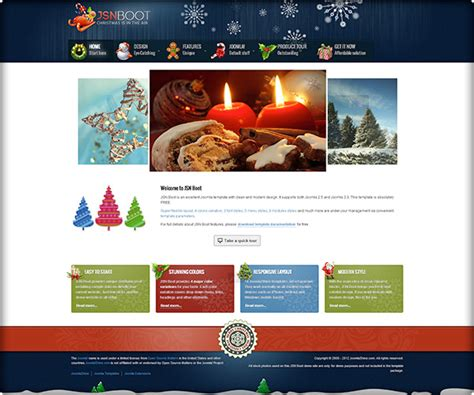 joomla 3 0 templates template jsn boot for joomla 3 0 rizvn