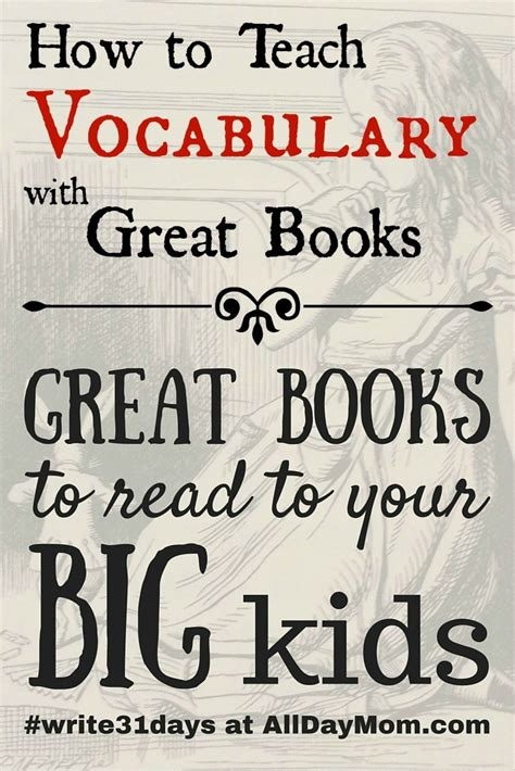 picture books to teach vocabulary how to teach vocabulary with great books the hardy boys