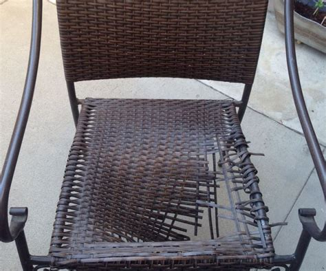 How To Fix Patio Chairs 25 Best Ideas About Chair Repair On Pinterest Furniture Repair Upholstery Repair And