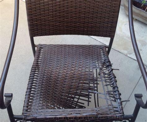 diy upholstery repair best 25 wicker patio furniture ideas on pinterest patio