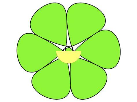 green flower clipart clipartxtras