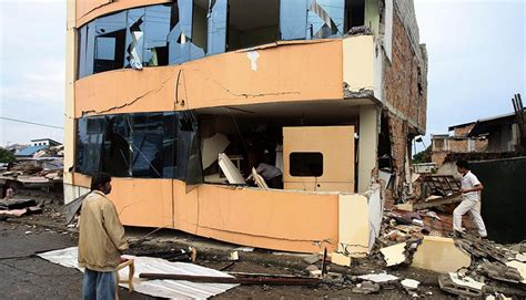 imagenes sorprendentes del terremoto en ecuador pedernales im 225 genes desde el epicentro del terremoto en