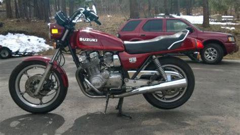 Suzuki Side By Side For Sale 1980 Suzuki Gs1100e L Side Classic Sport Bikes For Sale